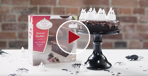 Halloween Mit Coppenrath Wiese Einladungen Kuchen