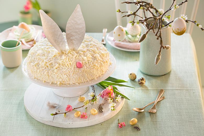 Kuchen Zu Ostern Ostern Tischdekoration Torten Tolle Vorlagen