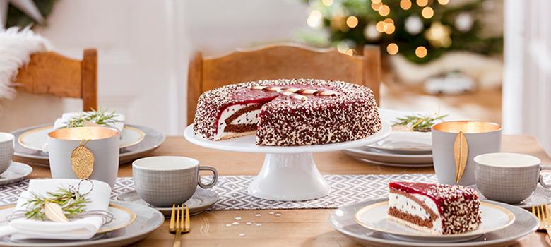 Kuchen Zu Weihnachten Weihnachtliche Torte Von Coppenrath Wiese