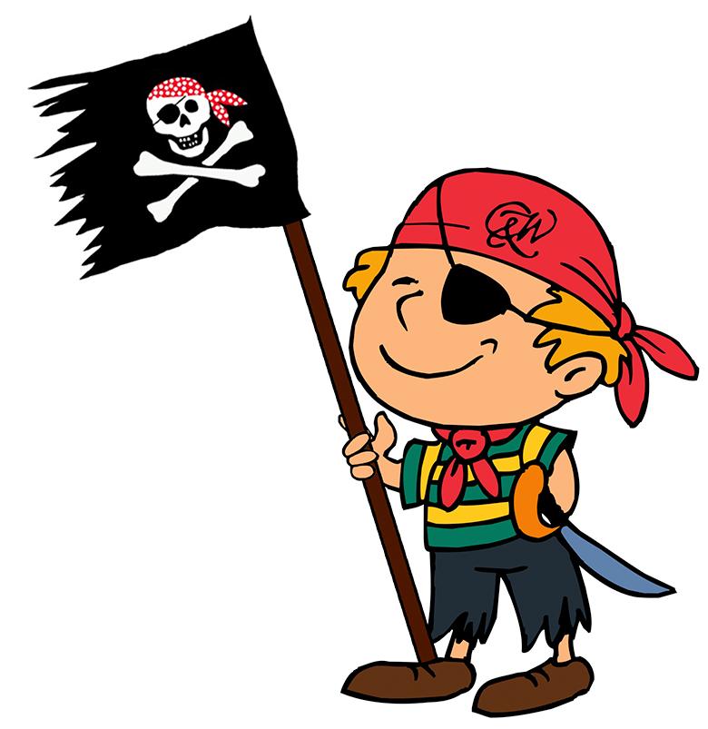 piraten papier