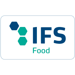 Zertifikat International Food Standard IFS