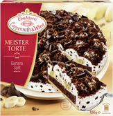 Coppenrath & Wiese Meistertorte Banana-Split
