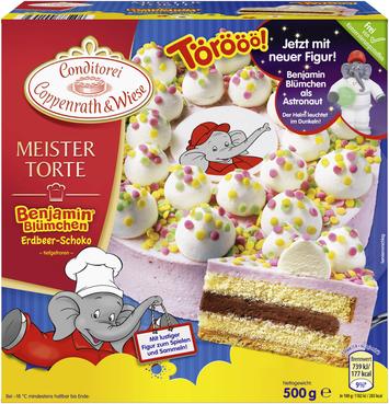 Benjamin BlГјmchen Torte Kaufen