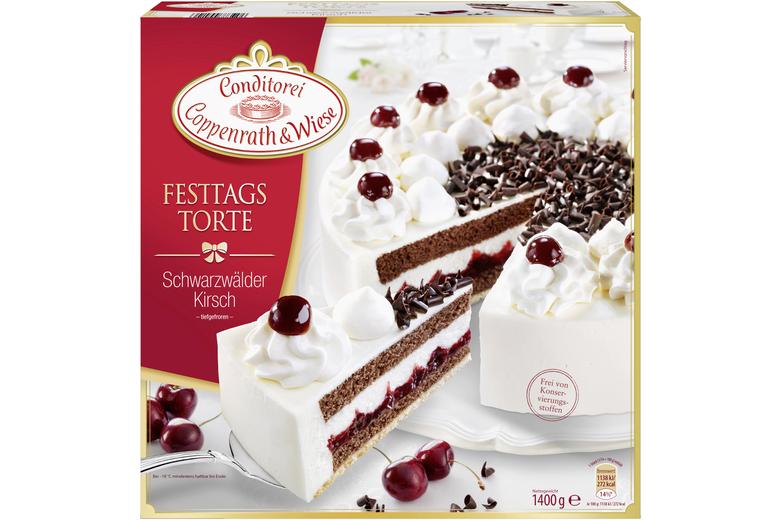 Gefrorene torte auftauen