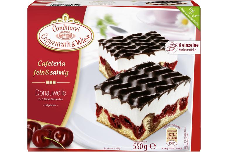 Donauwelle Kuchen Cafeteria Von Coppenrath Wiese